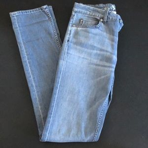 Denim - Slim straight left jeans by MiH Made in Heaven